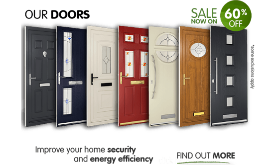 Our Doors. Improve your home security and energy efficiency. Now with up to 55% off February sale. *Some exclusions apply