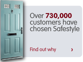 Over 730,000 customers have chosen Safestyle