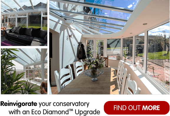 Eco Diamond™ Conservatory and Orangery page link.