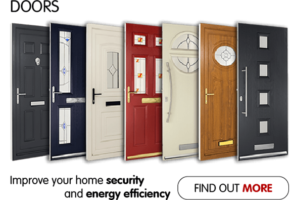 Our doors. Improve your home security and energy efficiency. Find out more. Up to 40% lower prices*