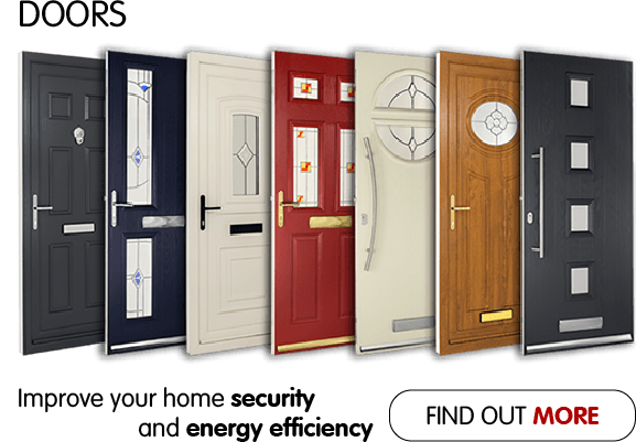 Safestyle doors. Improve your home security and energy efficiency.