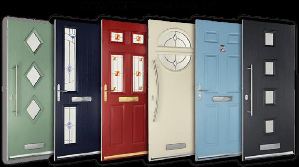Upvc Double Glazed Exterior Doors Safestyle Uk