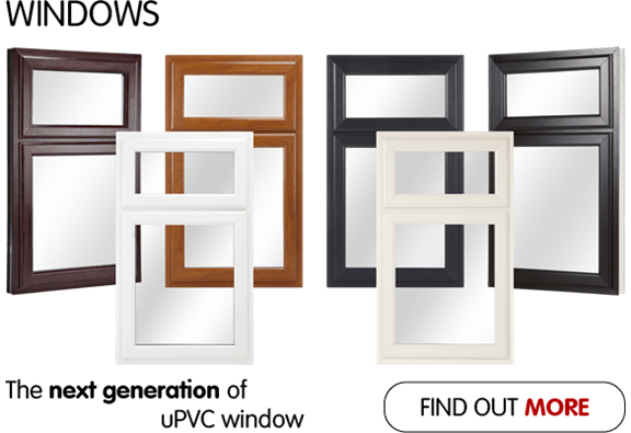 Our windows, the next generation of uPVC window, find out more. Up to 40% lower prices*