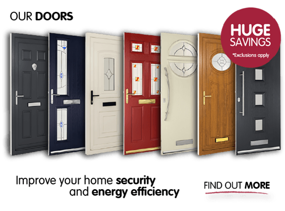 Our doors. Huge savings. Get an extra 10% off today. Improve your home security and energy efficiency