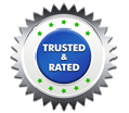 Trusted and rated