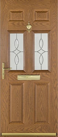 Composite Double Glazed Front Doors Safestyle Uk