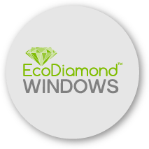 Eco Diamond Windows Logo