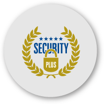 Security plus logo