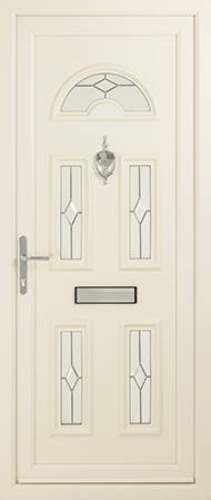 Chatsworth upvc door