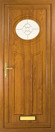 Haddon upvc door