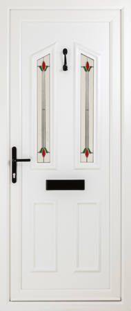 Harewood upvc door
