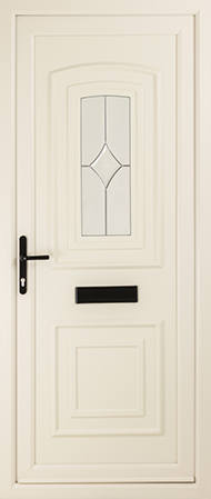 Windsor upvc door