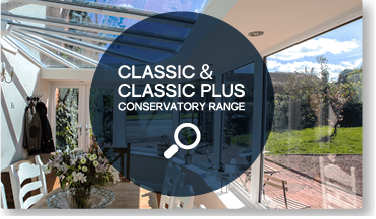 Classic and classic plus conservatories