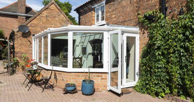 Safestyle classic plus conservatory