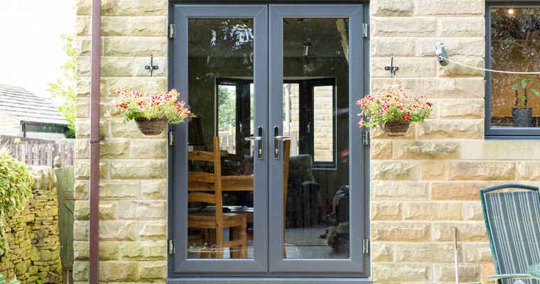 What is the difference between French windows and French doors? & French doors - everything you need to know