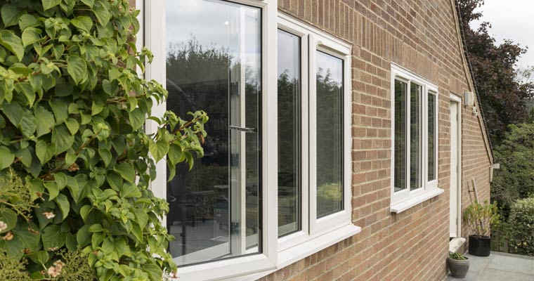 Upvc Windows Outside