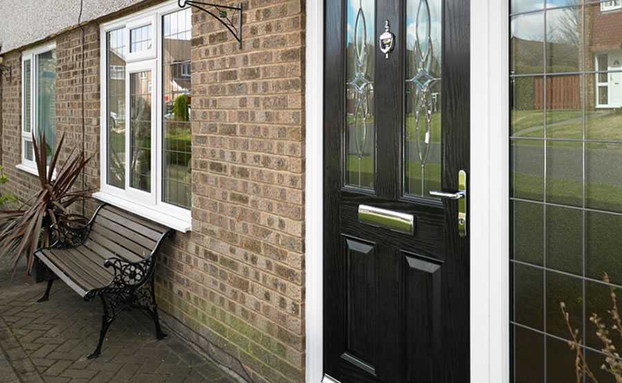 Composite door & Local to You | Safestyle