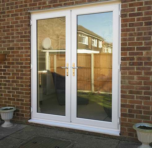 French doors safestyle uk for French style double doors
