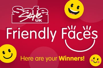 Friendly faces winners