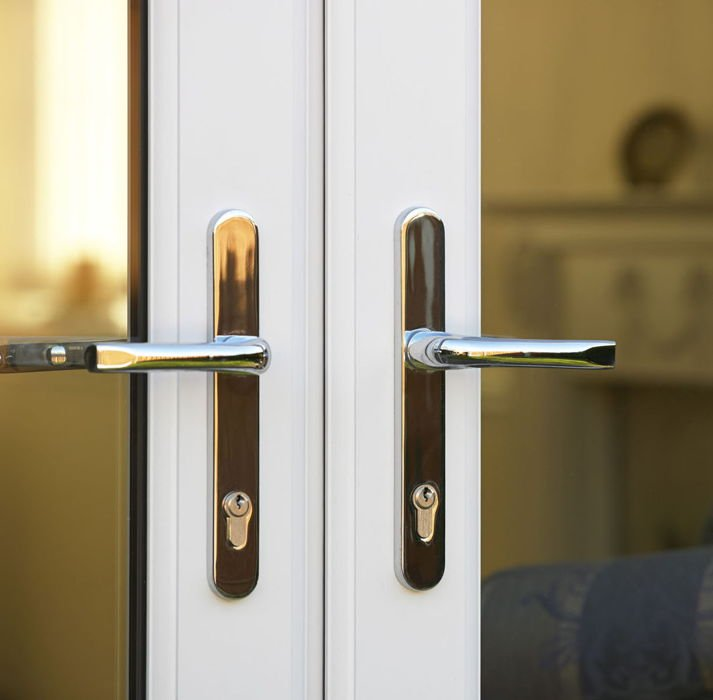 Safestyle door locks upvc door multipoint fitted for Upvc french door locks