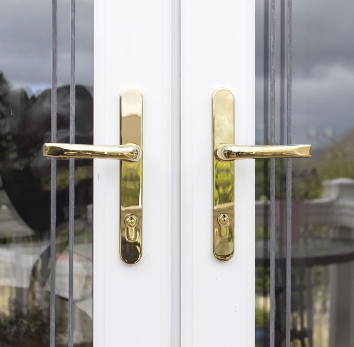 Upvc French Doors For Exterior Amp Internal Safestyle Uk