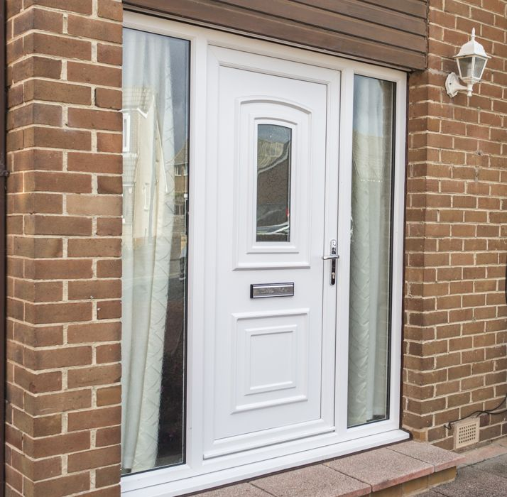 UPVC Double Glazed Front Doors Safestyle UK