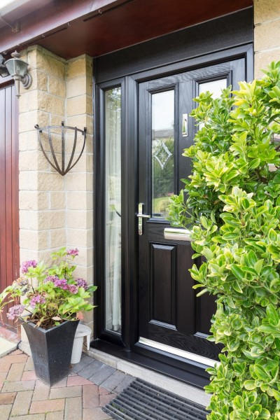 Composite Double Glazed Front Doors | Safestyle UK