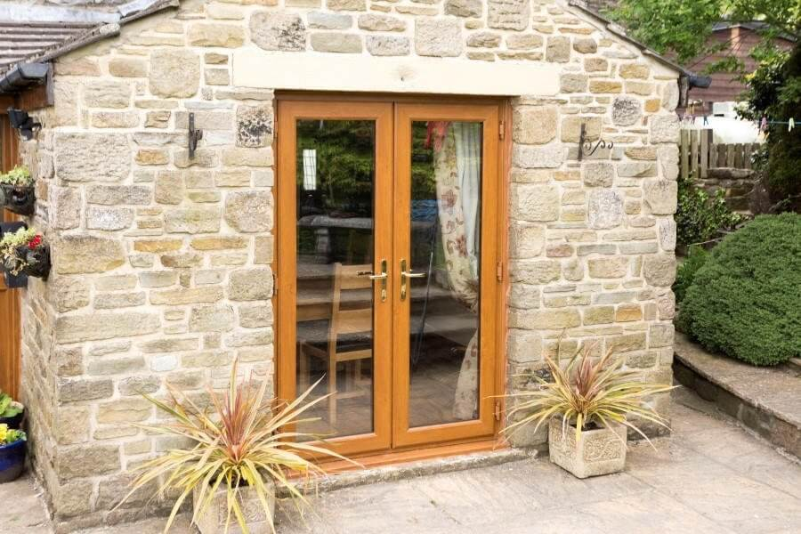 Oak external French doors : safestyle french doors - pezcame.com