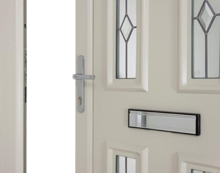 Upvc double glazed front doors safestyle uk for Upvc window quote
