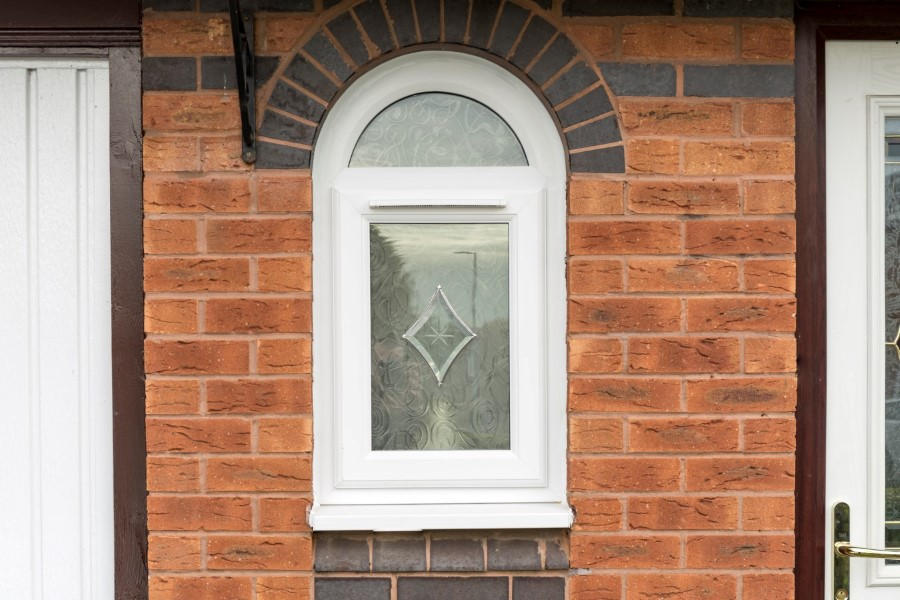 New Arched uPVC Double Glazing Windows | Safestyle UK DE88
