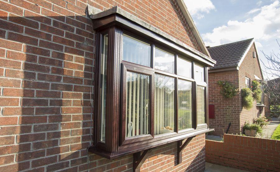 Upvc Double Glazed Bay Windows Safestyle Uk